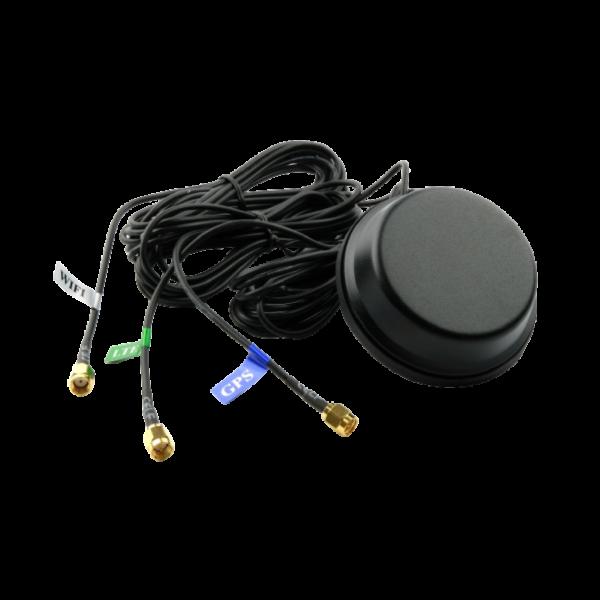 Combinatiepuck antenne